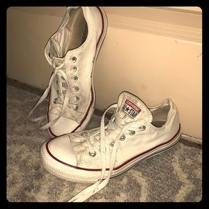 Chuck Taylor Allstar Low Top White Converse